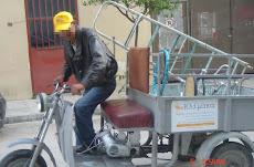 Μουσταφά Μ.: Επάγγελμα Ρακοσυλλέκτης. Ένας από τους αφανείς ήρωες της ανακύκλωσης