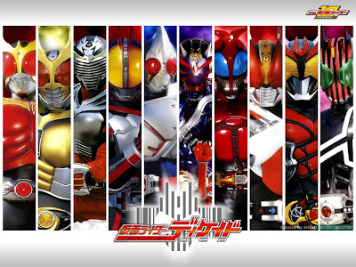 kamen rider decade wallpaper. Kamen Rider Decade Wallpaper