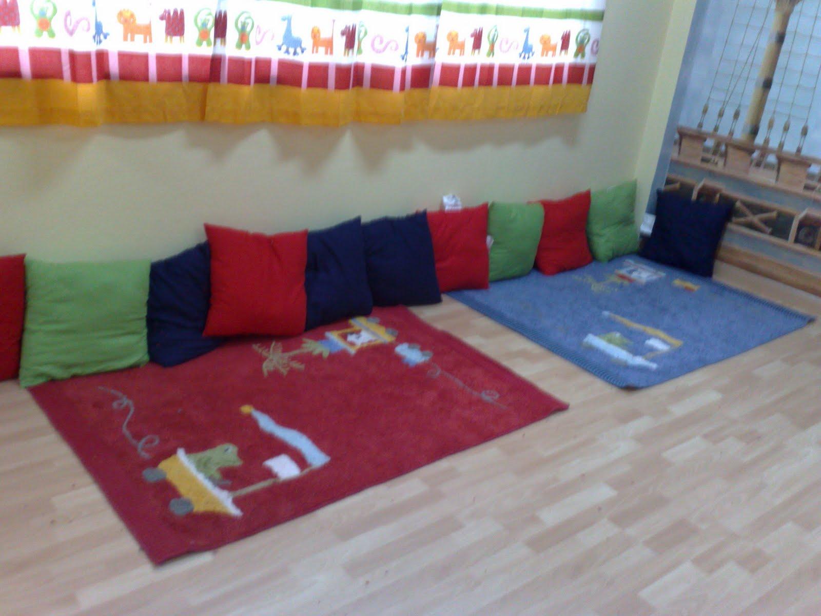 Vivencias especiales recursos e ideas de una maestra - Cojines grandes para suelo ...