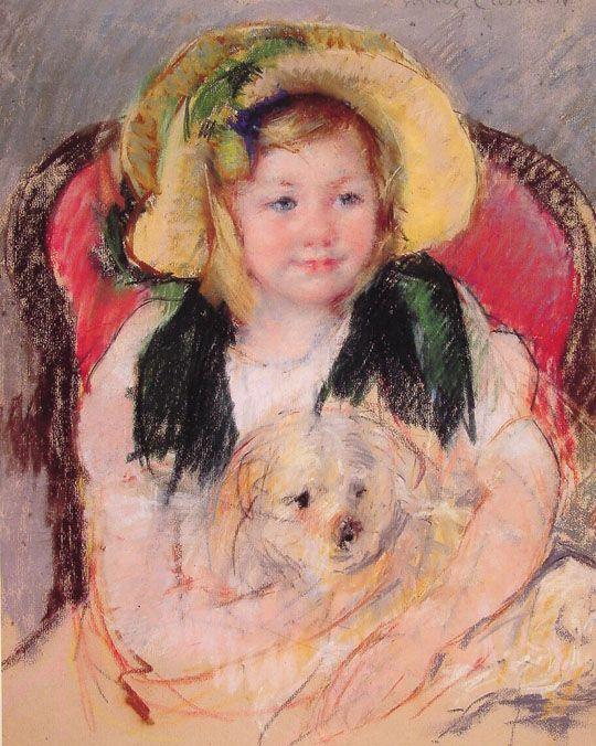 Mary Cassatt American Impressionist Painter 1844 1926