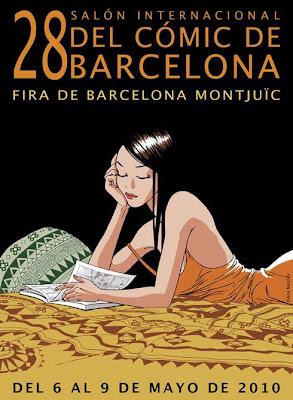 Salón del Cómic de Barcelona - Ana Miralles