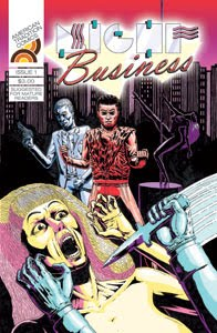 Night Business | Issue 1 | SOLD OUT!