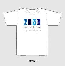 Click The Pic!  Get your Give 1M T-SHIRT!