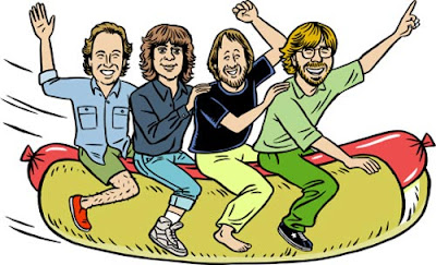 Phish Riding Hot Dog