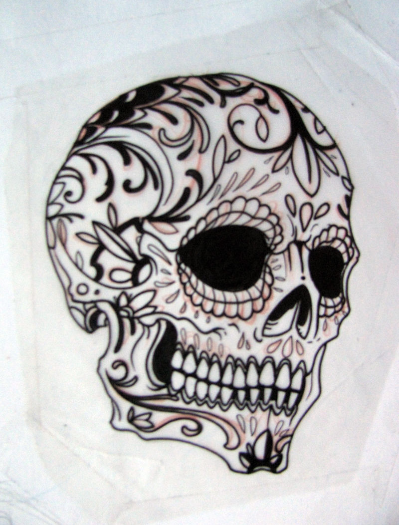 Sugar Skull | Sugar Skull, Skulls and Skull Tattoos