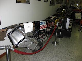 "Big Daddy"" Don Garlits Drag Racing Hall of Fame Museum"