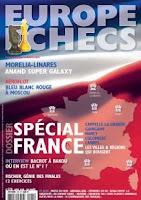 La revue mensuelle Europe-Echecs