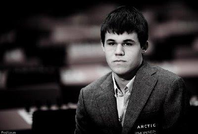 Magnus Carlsen (2801) a la faveur de vos pronostics © Fred Lucas
