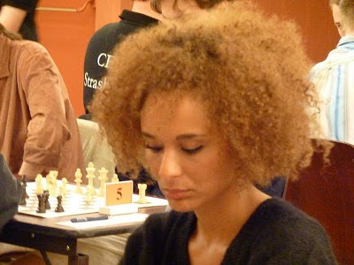 Aurelie Dacalor © Chess & Strategy
