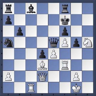 Echecs & Analyse : superbe sacrifice de Topalov