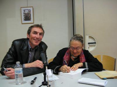 Philippe Dornbusch et Rachel Ertel