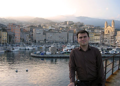 Le grand maître d'échecs azeri Shakhriyar Mamedyarov - photo des organisateurs