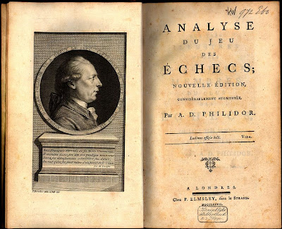 L'analyse du jeu des échecs par Philidor