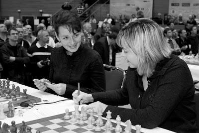 Kateryna Lahno et Natalia Zhukova, le duo de choc de l'équipe d'Ukraine