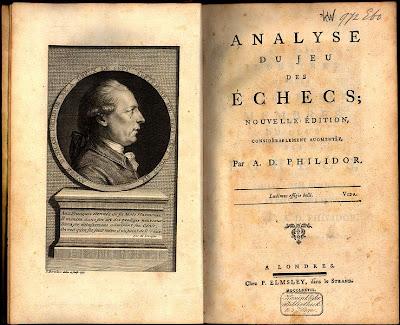L'analyse du jeu des échecs de Philidor