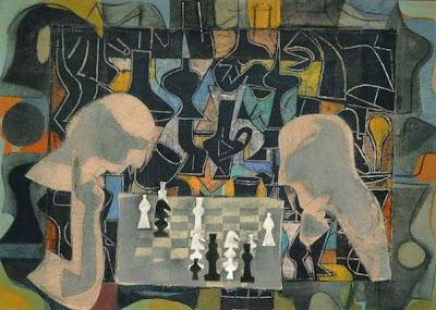 Le quiz échecs et art de Nino