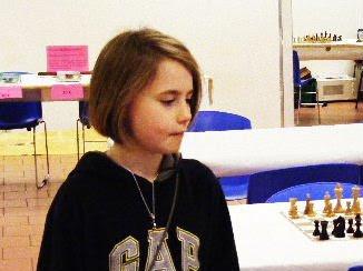 Lola Moisset remporte le trophée Chess Queen - 1ère jeune féminine