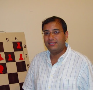 Hicham Hamdouchi - photo ChessBase