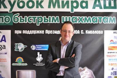Boris Gelfand s'impose 3-1 face à Peter Svidler