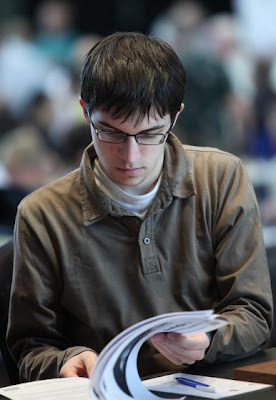 Le champion d'échecs français Maxime Vachier-Lagrave