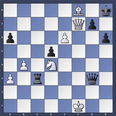 Alexander Morozevich (2750) 0-1 Vladimir Kramnik (2772)