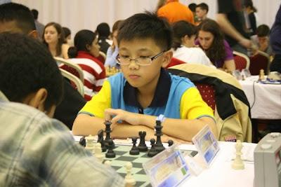 Concentration totale aux championats du monde jeunes © Site officiel