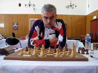 Echecs à Dieppe : le MI Jean-Luc Seret © Chess & Strategy