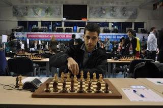 Echecs & Olympiades : Laurent Fressinet, deuxième éciquier de l'équipe de France
