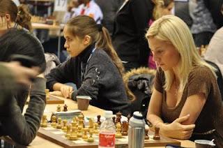 Echecs & Olympiades : Anna Sharevich