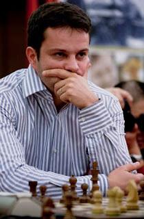 Echecs à Nanjing : Etienne Bacrot © ChessBase