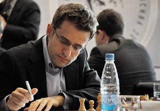 Echecs en Russie : l'Arménien Levon Aronian