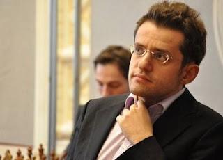 Echecs en Russie : l'Arménien Levon Aronian © ChessBase