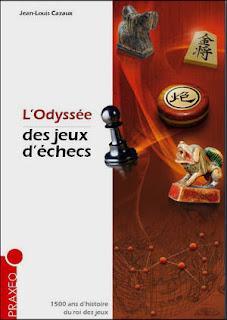 Echecs & Livres : L'Odyssée des jeux d'échecs