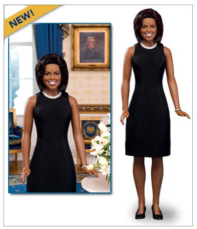 Michele obama's senior thesis