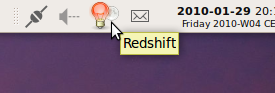 Install Redshift  In Ubuntu 10.10/10.04 To Protect Your Eyes