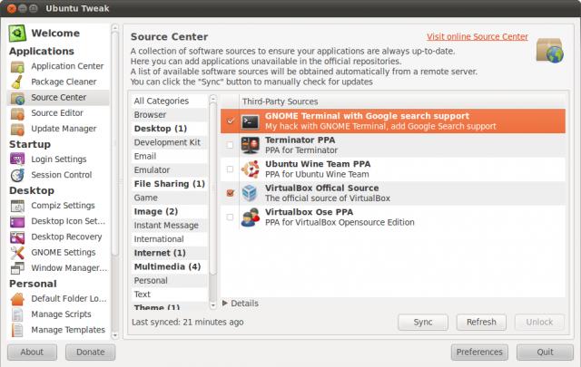 Google Search From Ubuntu Terminal