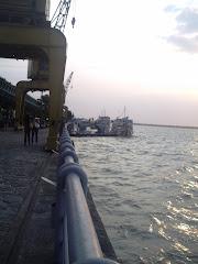 porto da estação das Docas outro ponto turistico de Belém