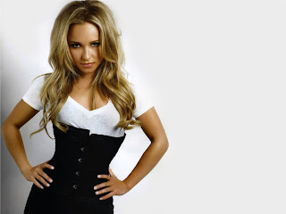 Sexy Hayden Panettiere Wallpapers