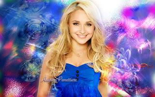 Cute Hayden Panettiere Wallpapers