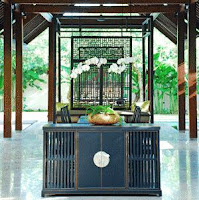 True-Blue Balinese Inspired Bedroom | Passport To Design