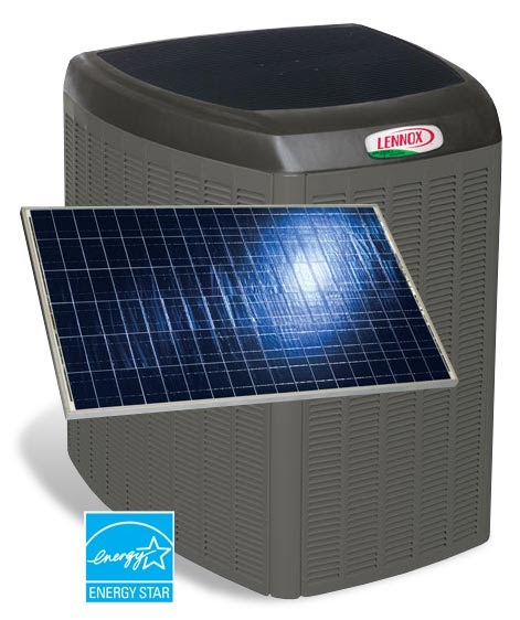 Heat Pumps Furnaces And Air Conditioning Solar Powered
