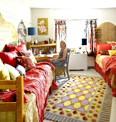College Apartment Room Decorating Ideas