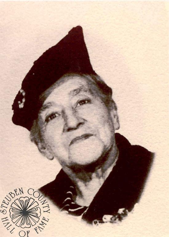 sally carman. Sally (1874-1958) lived in