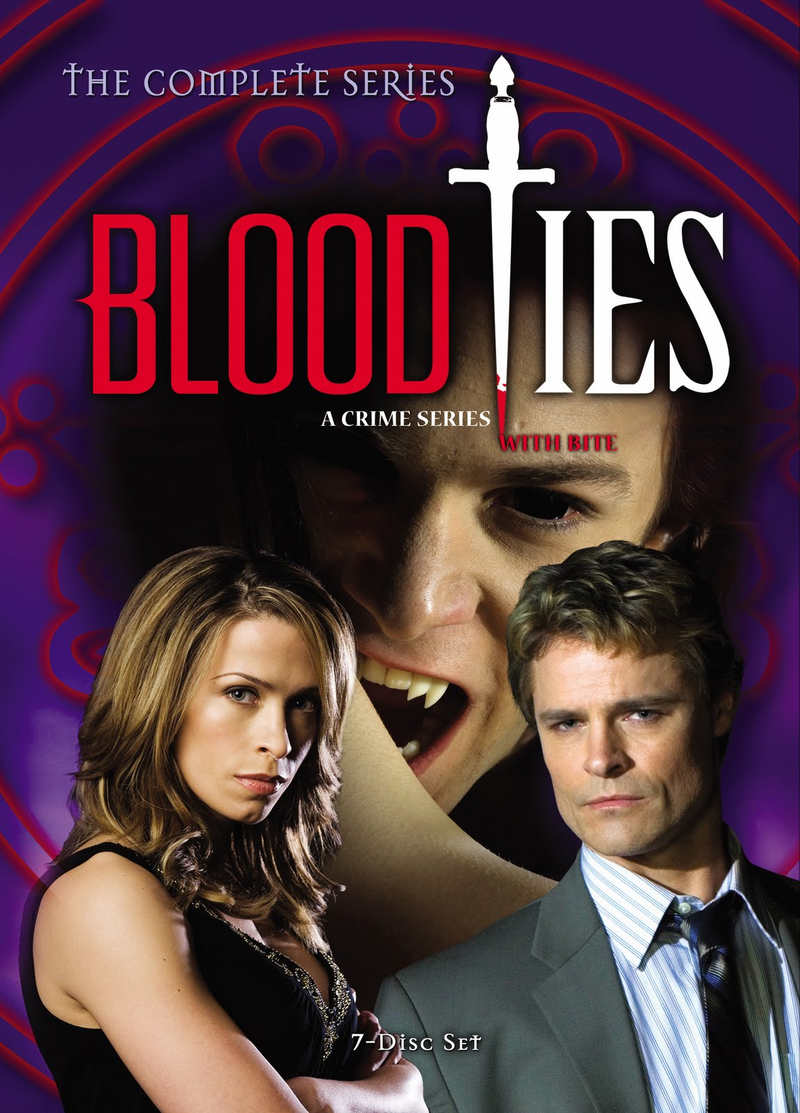 TMW : BLOOD TIES: The Complete Series on DVD and Blu-