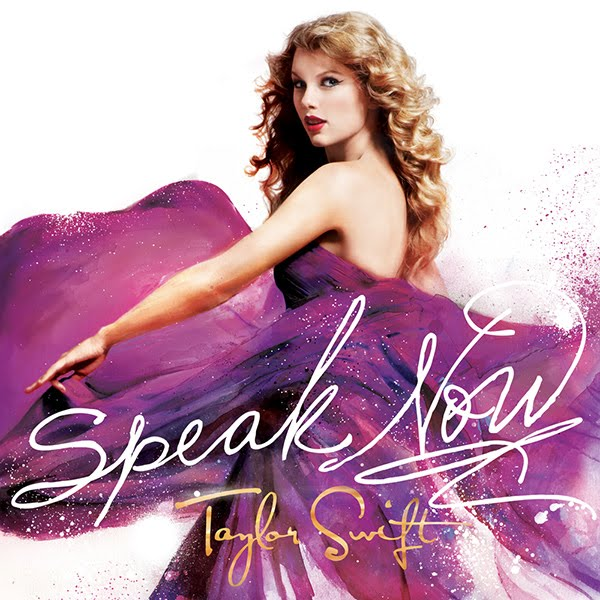 Album Cover Speak Now. taylor swift album artwork.
