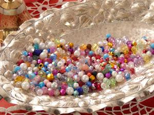 las perlas para el ritual