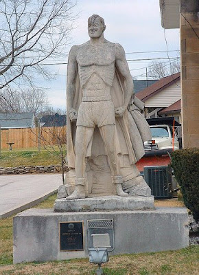 oolitic men Joe palooka statue: interesting - see 6 traveler reviews, 3 candid photos, and great deals for oolitic, in, at tripadvisor.