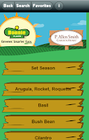 P. Allen Smith Veggie Gardening iPhone App
