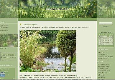 Ulinnes Garten