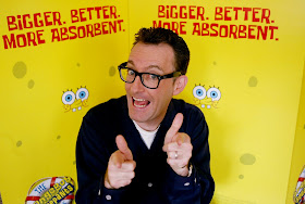 Pengisi Suara SpongeBob Tom Kenny